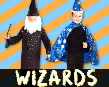 Shop All Wizard Costumes at Heaven Costumes Australia