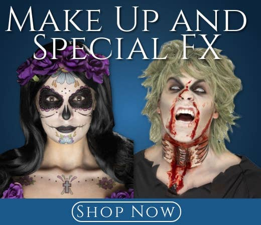 Shop Halloween Themed Make Up and Special FX