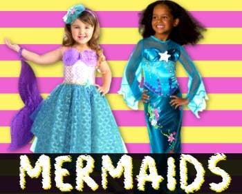 Shop All Mermaid Costumes at Heaven Costumes Australia