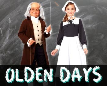 Shop Olden Days Costumes at Heaven Costumes Australia