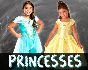 Shop Princess Costumes at Heaven Costumes Australia