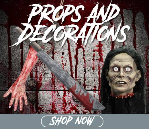 Shop Halloween Props and Decorations