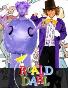Shop Roald Dahl Costumes at Heaven Costumes Australia