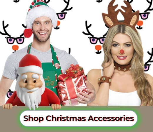Shop Christmas Dress Up Accessories Online Now