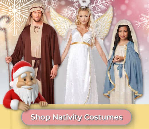 Shop 2019 Christmas Nativity Costumes for Adults and Children