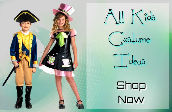 Shop All Kids 2021 Book Week Costume Ideas at Heaven Costumes Australia