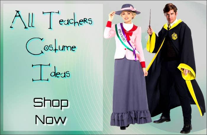Shop All 2021 Teacher's Book Week Costume Ideas at Heaven Costumes Australia