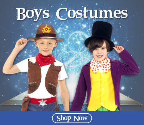 Buy 2019 Book Week Costumes for Boys Online in Australia