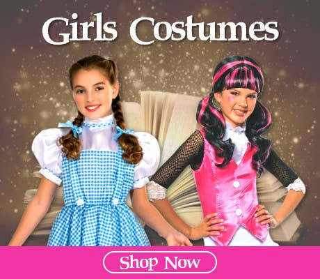 Buy 2019 Book Week Costumes for Girls Online in Australia