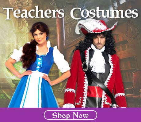 Buy 2019 Book Week Costumes for Teachers Online in Australia