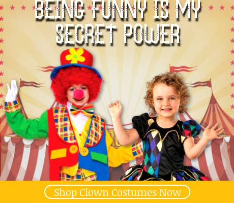Buy 2019 Book Week Clown Costumes for Kids and Teachers Online