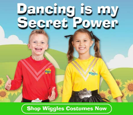 Shop 2019 Book Week Wiggles Costumes for Kids Online in Australia