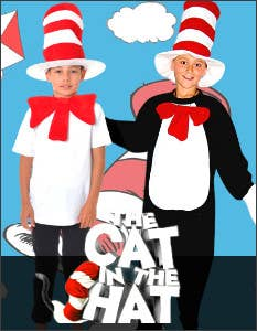 Shop the Latest Cat in the Hat Costumes for Book Week 2021 at Heaven Costumes Australia