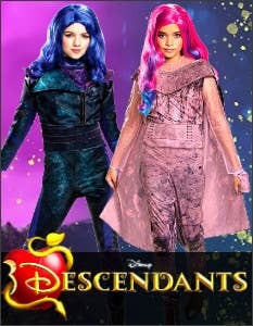 Shop the Latest Descendants Costumes for Book Week 2021 at Heaven Costumes Australia