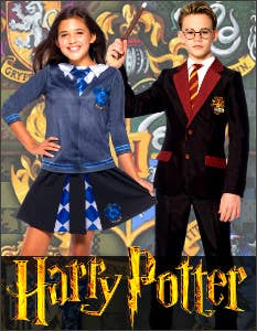 Shop the Latest Harry Potter Costumes for Book Week 2021 at Heaven Costumes Australia