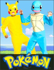 Shop the Latest Pokemon Costumes for Book Week 2021 at Heaven Costumes Australia