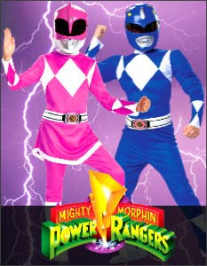 Shop the Latest Power Rangers Costumes for Book Week 2021 at Heaven Costumes Australia