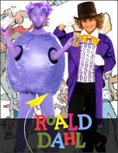 Shop the Latest Roald Dahl Costumes for Book Week 2021 at Heaven Costumes Australia