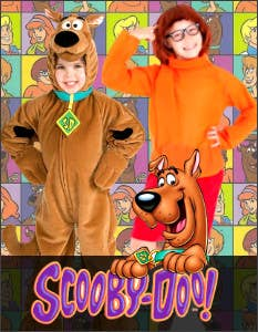 Shop the Latest Scooby Doo Costumes for Book Week 2021 at Heaven Costumes Australia