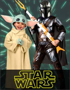 Shop the Latest Star Wars Costumes for Book Week 2021 at Heaven Costumes Australia