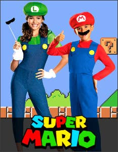 Shop the Latest Super Mario Costumes for Book Week 2021 at Heaven Costumes Australia