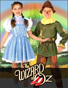 Shop the Latest Wizard of Oz Costumes for Book Week 2021 at Heaven Costumes Australia