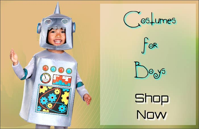 Shop All 2021 Boys Book Week Costume Ideas at Heaven Costumes Australia