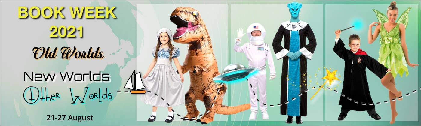 Shop All 2021 Book Week Costumes and Accessories