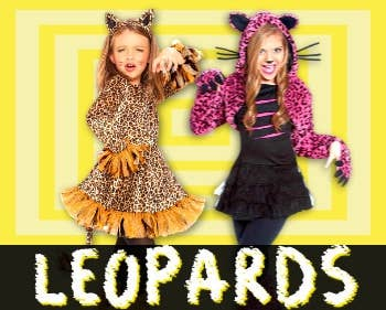Shop All Leopard Costumes at Heaven Costumes Australia