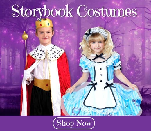 Shop Fairy Tale and Storybook Costumes for Book Week Online