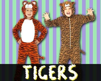 Shop All Tiger Costumes at Heaven Costumes Australia