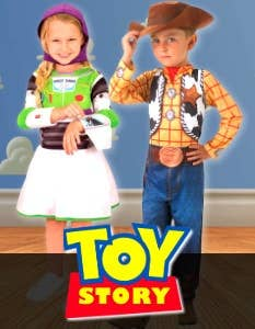 Shop Toy Story Costumes at Heaven Costumes Australia