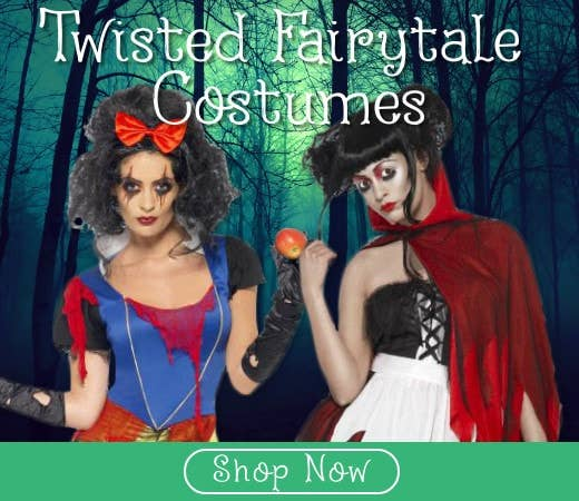 Shop Twisted Fairy Tale Halloween Costumes