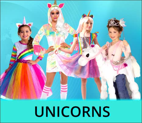 Shop All 2021 Other Worlds Unicorn Book Week Costume Ideas at Heaven Costumes Australia
