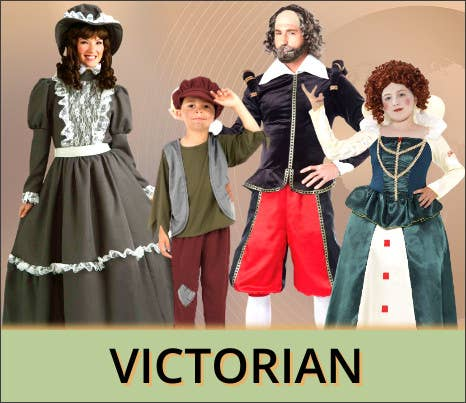Shop All 2021 Old Worlds Victorian Book Week Costume Ideas at Heaven Costumes Australia
