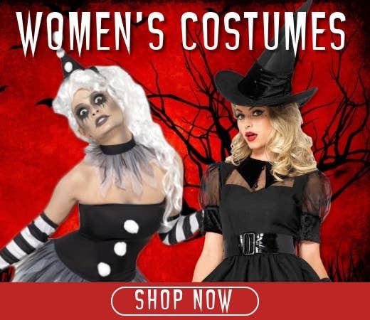 Shop Women's Halloween Costumes