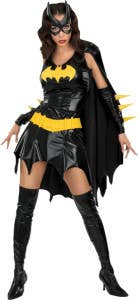 Batgirl Costumes that Start with B