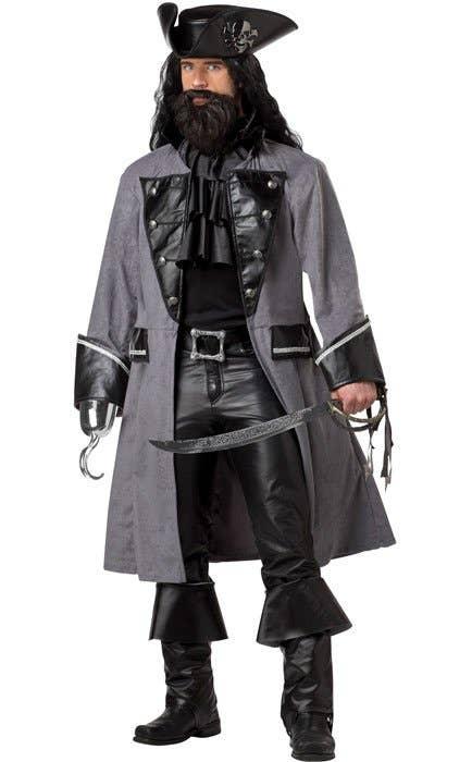 Blackbeard the Pirate Teacher's Book Week Costume