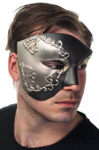 New Men's Masquerade Masks