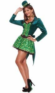 Women's St. Patrick's Day Costume