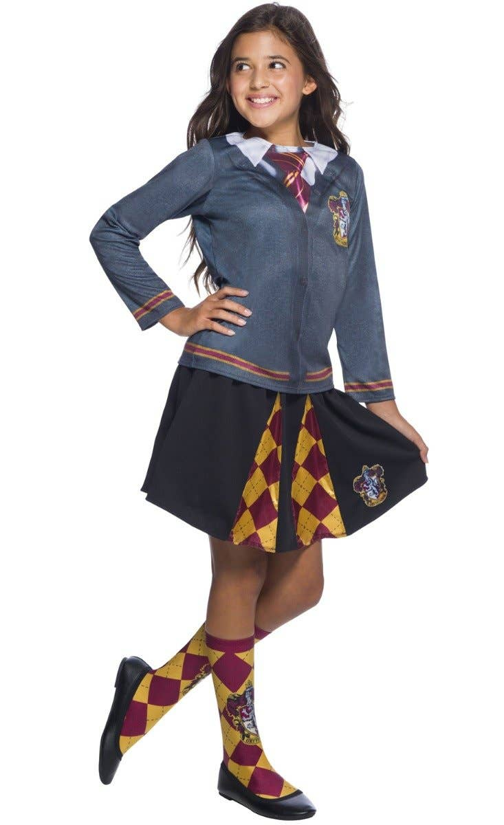 Shop Licensed Harry Potter Top Girls Book Week Costume Online