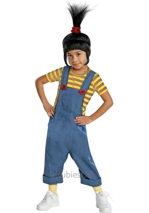 Shop Agnes Despicable Me Girls Book Week Costume Online