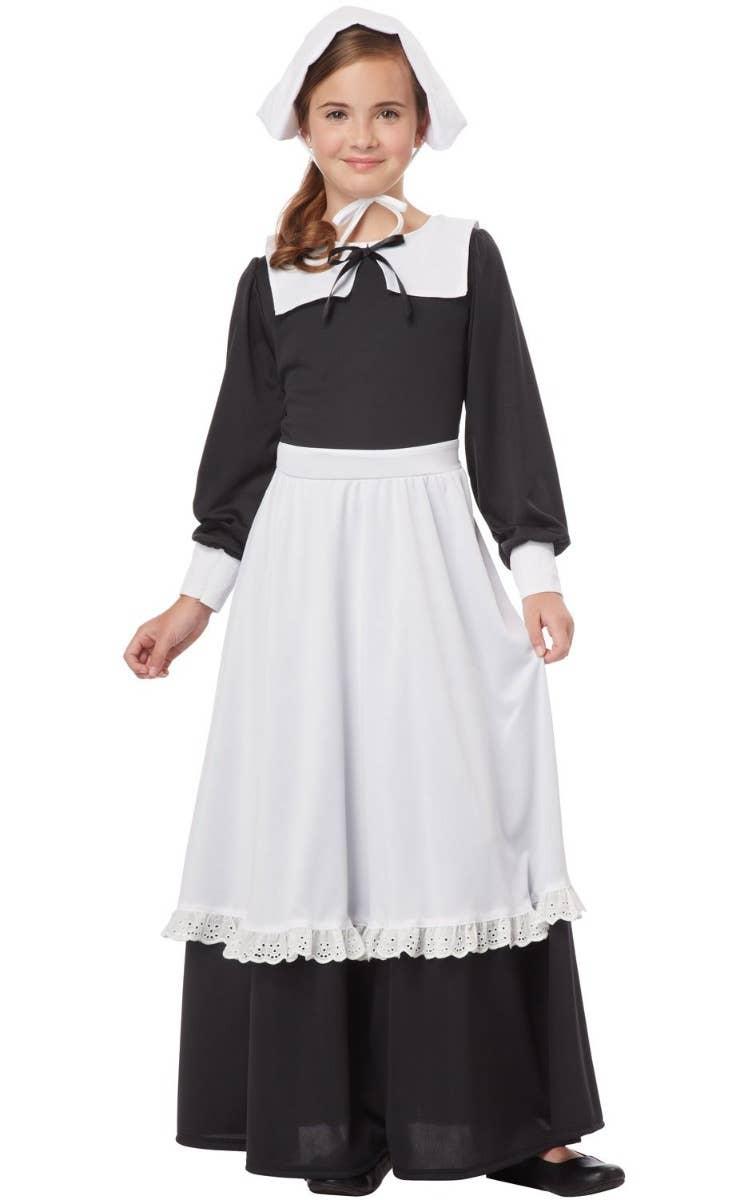 Shop Pilgrim Girl Kids Book Week Costume Online