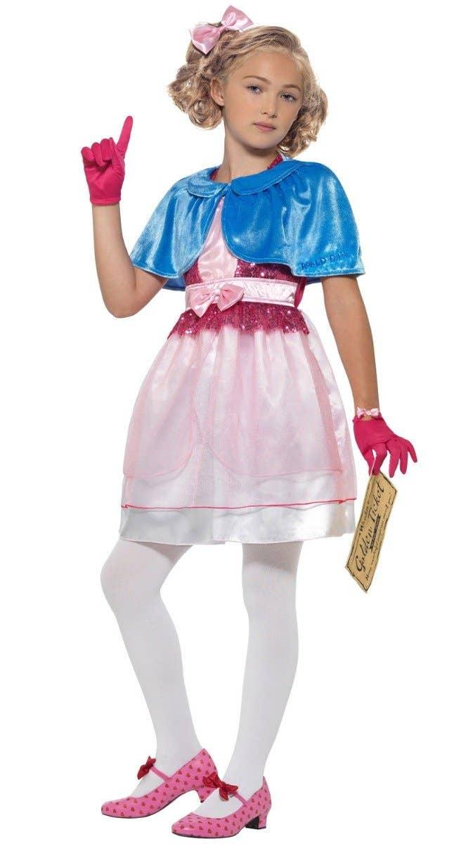 Shop Willy Wonka's Veruca Salt Girls Book Week Costume Online