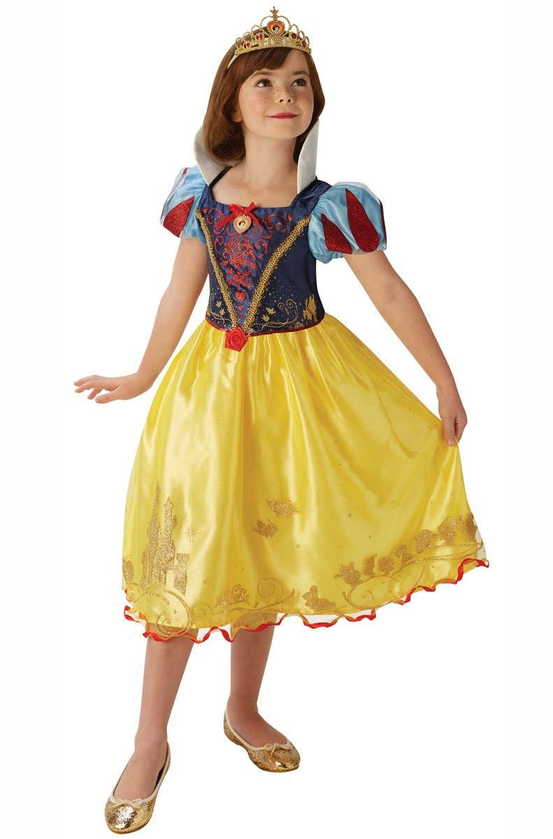 Shop Story Teller Snow White Girls Book Week Costume Online