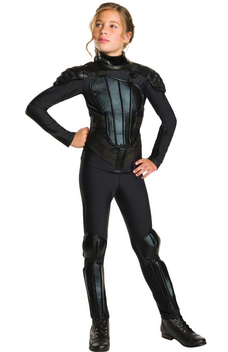 Shop Hunger Games Mockingjay Tween Katniss Girls Book Week Costume Online