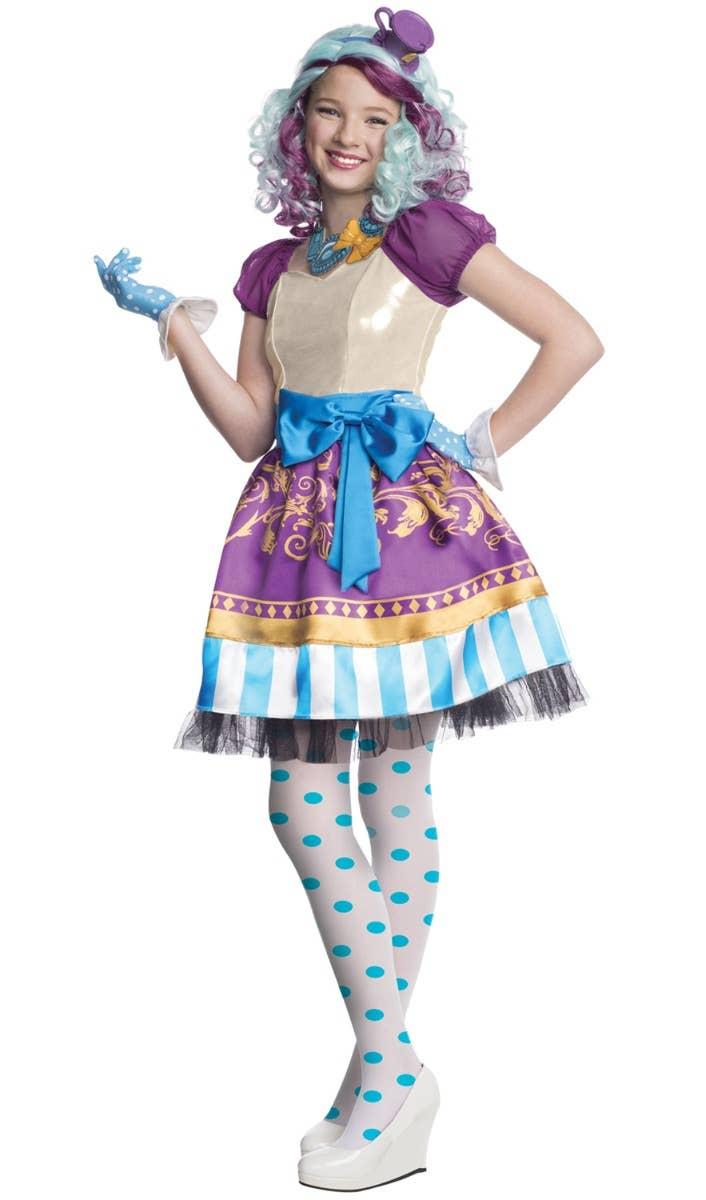 Girls Ever After Madeline Hatter Teen Costume
