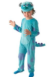 Sulley Character Halloween Costumes