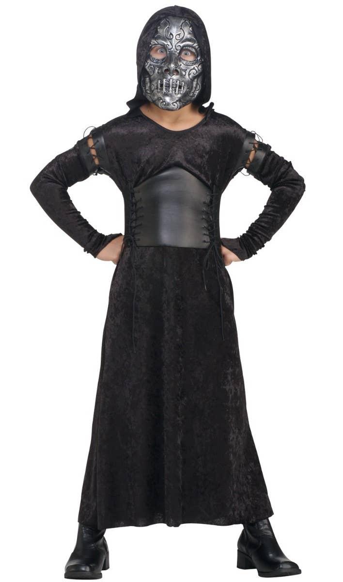 Bellatrix Lestrange Girls Death Eater Harry Potter Costume