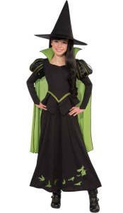 Wicked Witch Kids Book Week Costumes